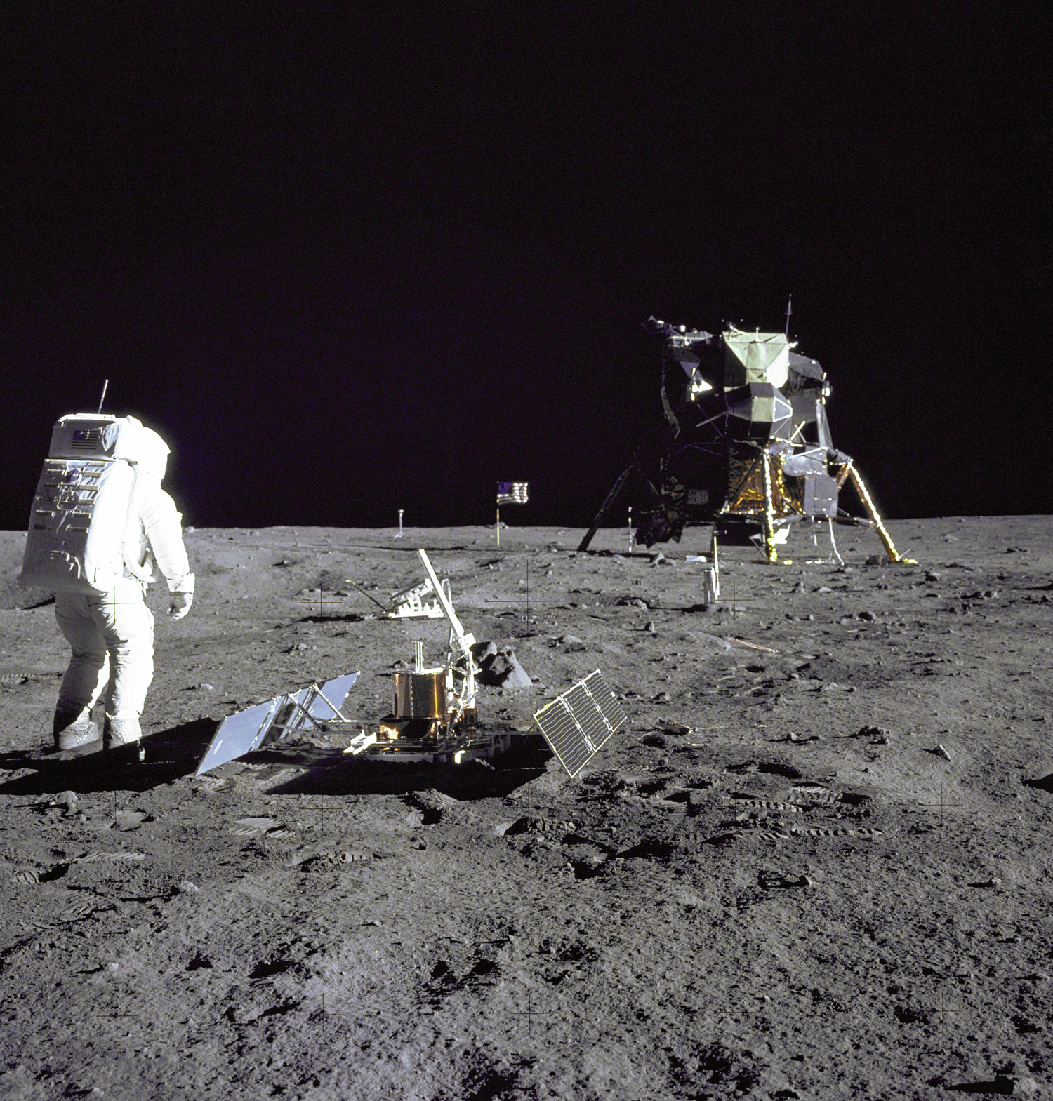 Apollo 11 experiments