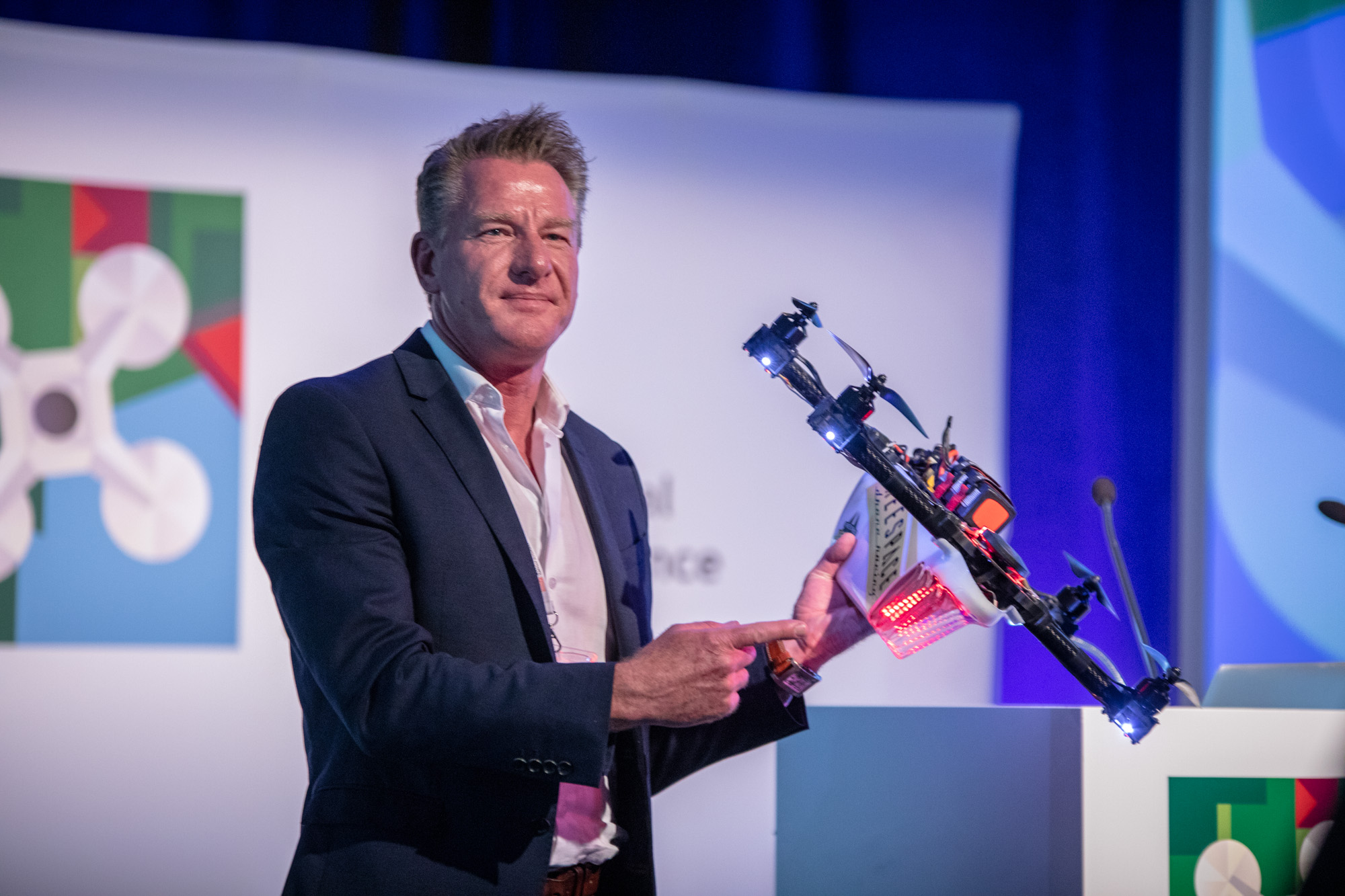 Sports at the FAI International Drones Conference