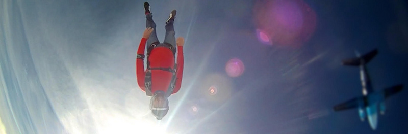 Speed Skydiver